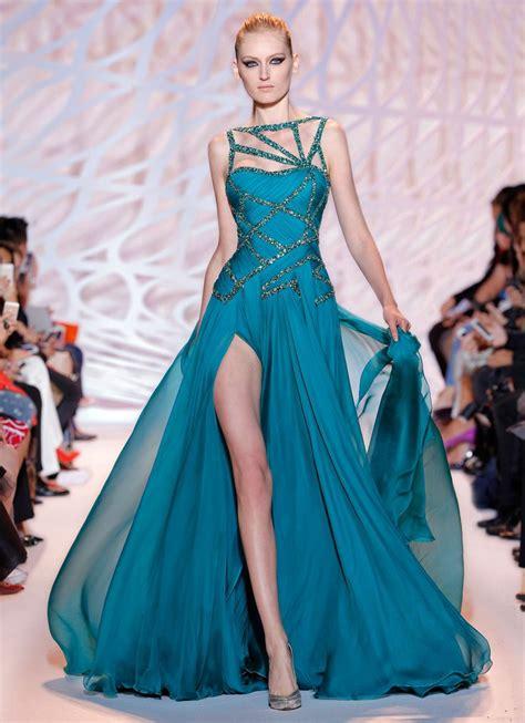 zuhair murad  stylish haute couture fall winter