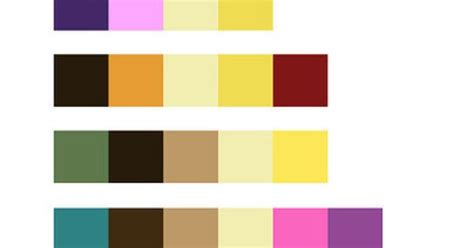 colors that work well together color schemes help to avoid being to matchy but also