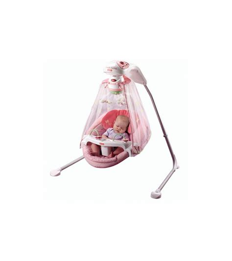 swinging papasan fisher price butterfly garden papasan cradle swing