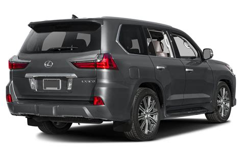 suv lexus 2016 2016 lexus lx 570 price photos reviews features