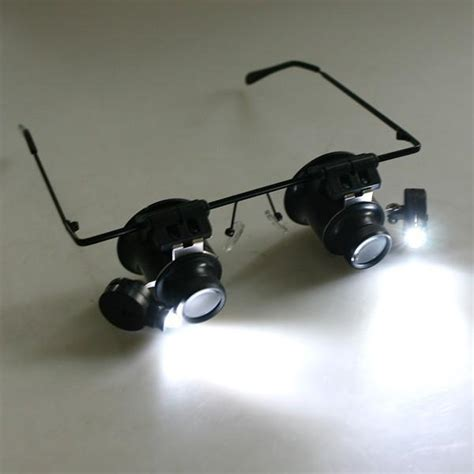magnifying eyeglass magnifier glass loupe glasses end 3