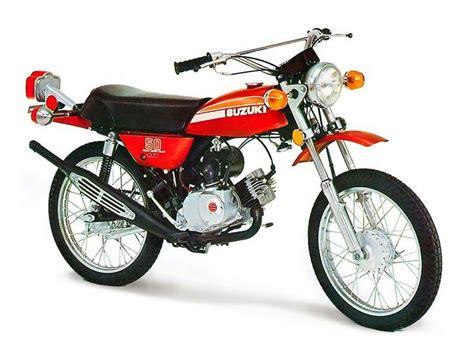 Suzuki 50 Motorcycle Suzuki 50 Enduro Motorcycle Motorcycle