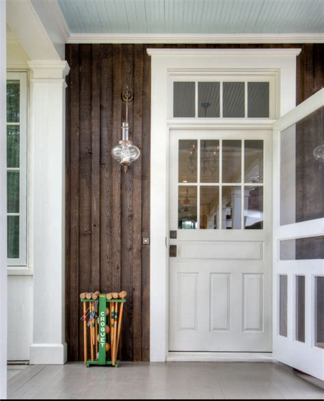 Farmhouse Entry Door by