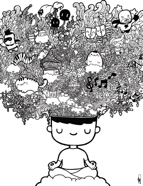 Doodle By One Of The Most Popular Doodle Artist In