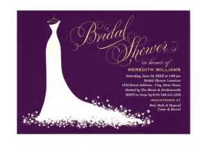 Bridal Shower Templates by Bridal Shower Invitation Template Sle Invitations