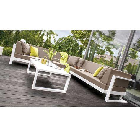 Metall Sofa Garten by Gartenlounge Metall Tentfox