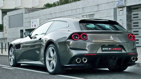 Ferrari Gtc4lusso by Ferrari Gtc4lusso Official Trailer Youtube