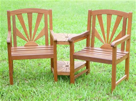 companion bench hardwood sunrise companion bench 163 134 99 garden4less