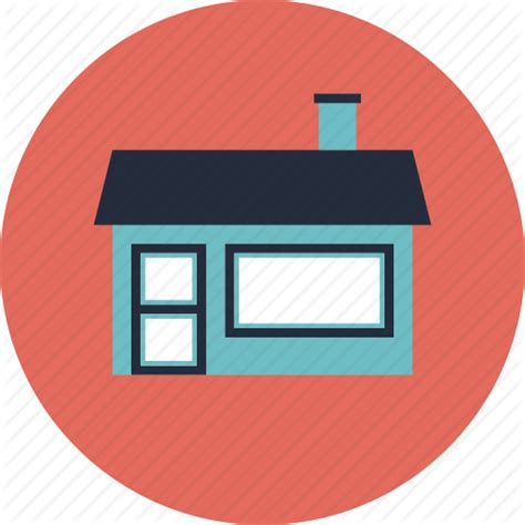 image gallery house icon flat