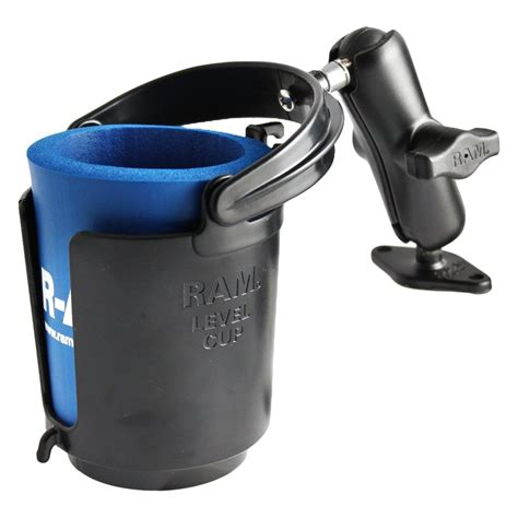 With Cup Holders by Ram 174 Ram B 102 132u Base With 1 Quot