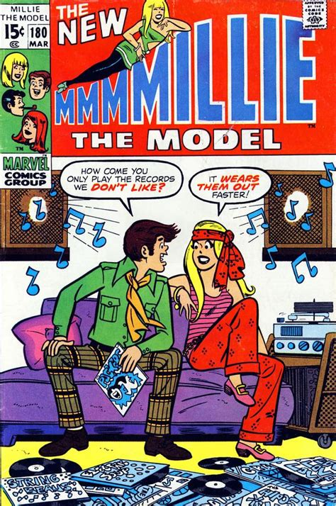 millie the model vol 1 180 marvel database fandom