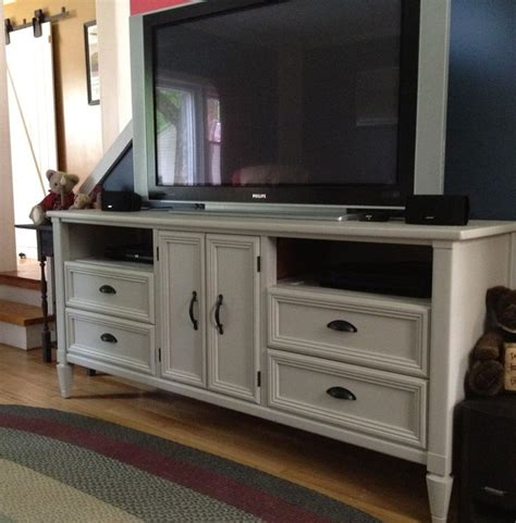 17 best images about crafting dresser tv stand on