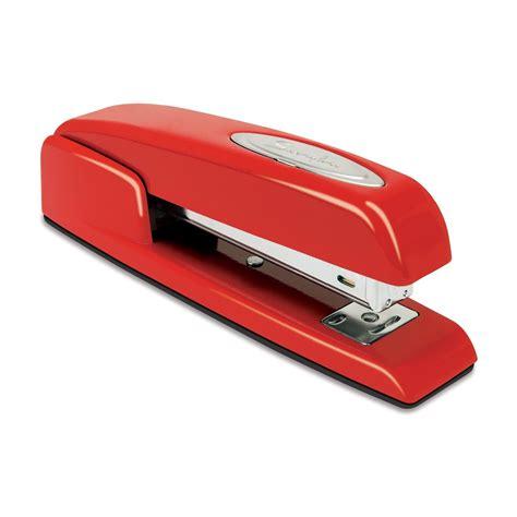 swing line stapler swingline 747 rio red heavy duty stapler 20 sheet capacity