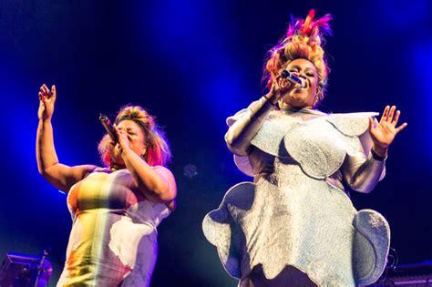 basement jaxx singers fuji rock festival review day 1 global travels