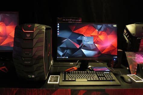 Pasaran Monitor Acer acer predator kini di pasaran mekanika