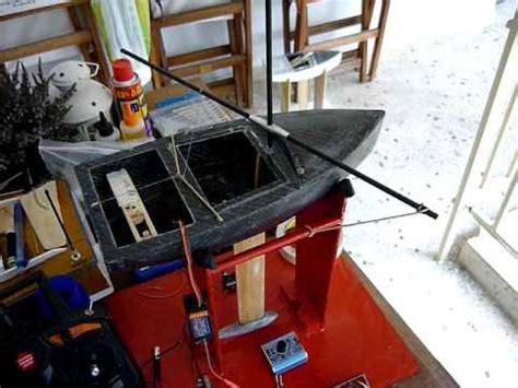 boat winch test footy sail winch test youtube