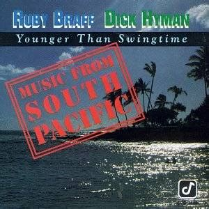 swing time musical ruby braff dick hyman younger than swingtime music from