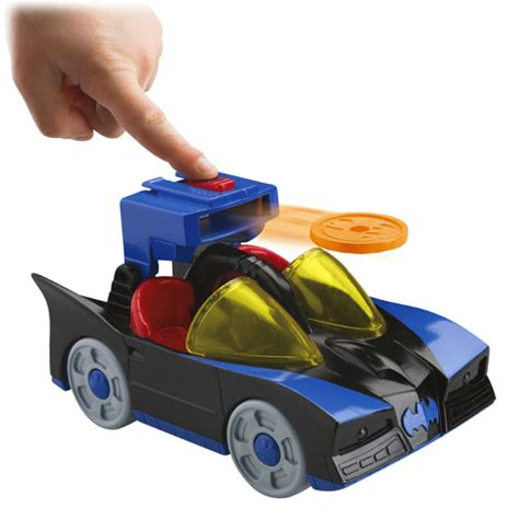 imaginext batmobile with lights imaginext 174 dc batmobile with lights shop