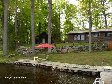 Cameron Lake Cottage Rental by Diehl S Point Retreat On Cameron Fenelon Falls Cottage