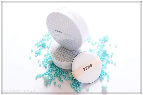 Bedak Vov vov maxmini cushion review
