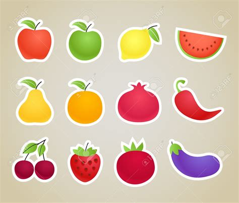frutta clipart frutta e verdura clipart 71