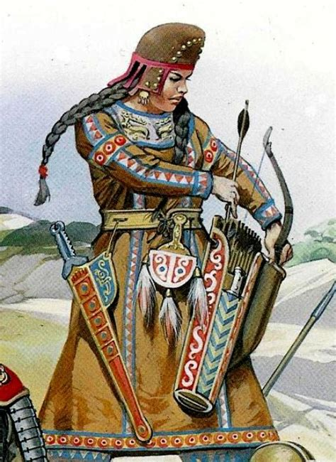 scythians warriors of ancient 0500021287 the world s catalog of ideas