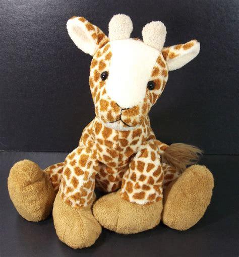 gund longly 60132 giraffe floppy plush stuffed animal