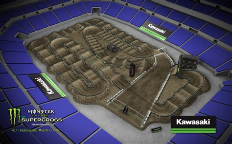 ama motocross tracks 2017 track maps supercross live