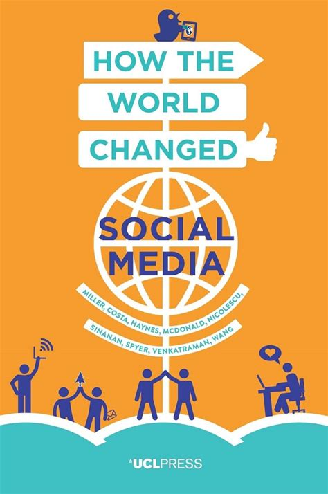 the of things digital media and society books how the world changed social media