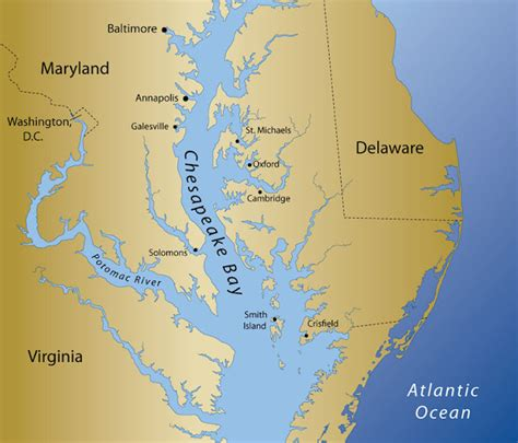 Chesapeake Records Chesapeake Bay Map Chesapeake Chesapeake Bay And Potomac River