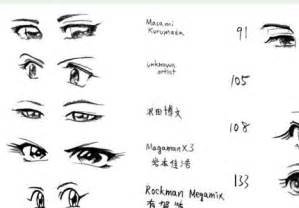 How To Draw Anime Eyes Female Sketch Coloring Page sketch template