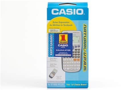 Casio Kalkulator Jj 120d Plus jual casio fx 570es plus jual casio scientific fx