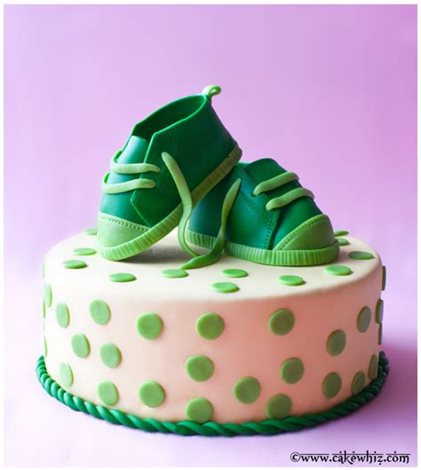how to a baby how to make fondant baby shoes