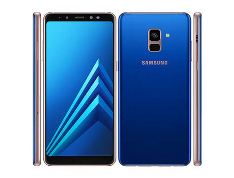 Samsung Galaxy A8 Blue samsung galaxy a8 plus 2018 price in malaysia specs