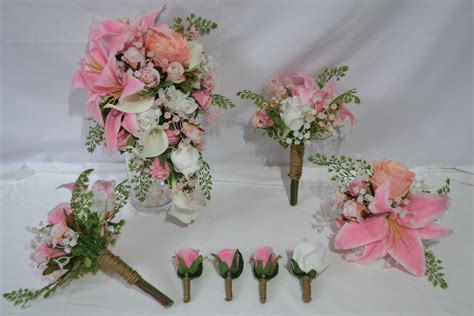 Premade Wedding Flowers by Premade Vintage Style And Flowers Just It