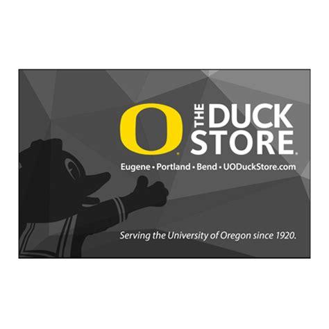 duck store gift card - Duck Store Gift Card