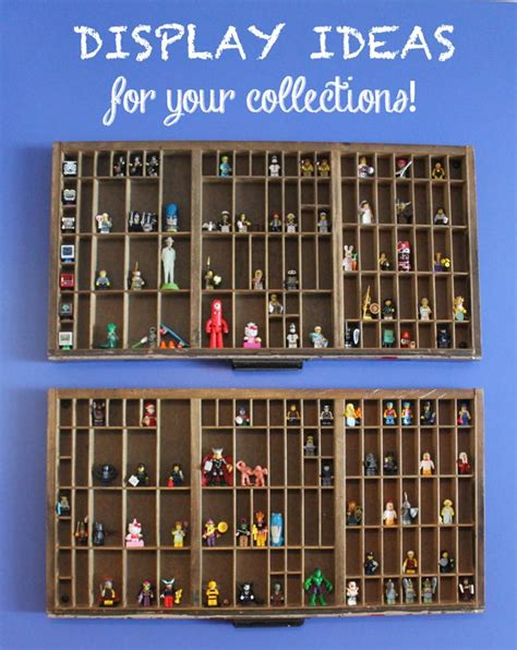 display ideas  small items displaying collections toy display display