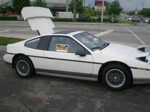 Pontiac Fiero Gt Fastback Find Used Pontiac Fiero Gt Fastback In Greenwood Indiana