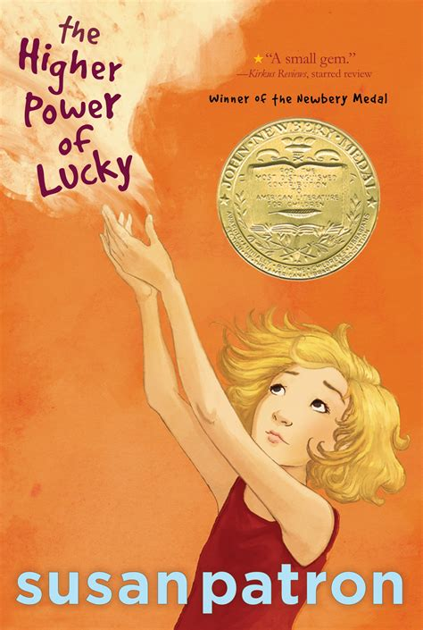 lucky books the higher power of lucky book by susan patron matt