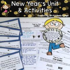 new year worksheets for middle school easter activity for middle school grades 5 8