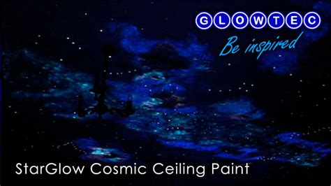 Cosmic Ceiling Paint smile room project the furniture