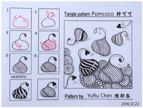 heart pattern xuite 1000 ideas about tangle patterns on pinterest zentangle