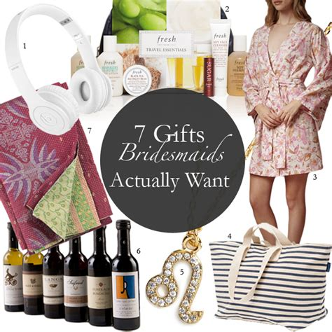 Gifts For Your Bridesmaids by Crazyforus The Best Of Wedding On The Web