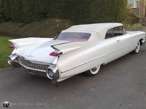 1959 Cadillac Convertible 1959 Cadillac Series 62 Convertible Id 17330