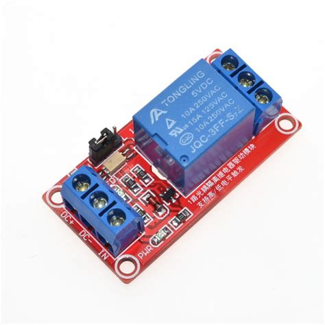 Support Board by One 1 Channel 5v Relay Module Board Shield With