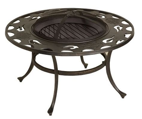 harley davidson patio furniture harley davidson bar shield flames pit