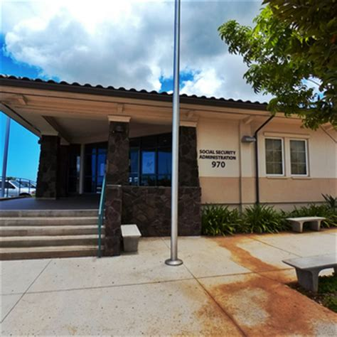 Social Security Office Kapolei kapolei social security office