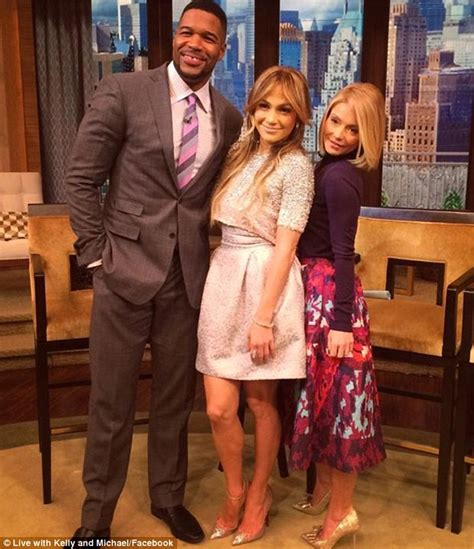 liv lo university shop style celebrityjennifer lopez at live with kelly and