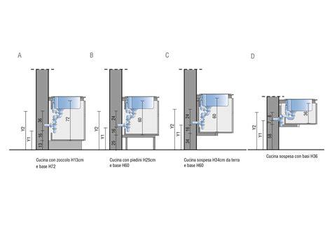 dimensione cucina misure e dimensioni cucina progettazione valcucine