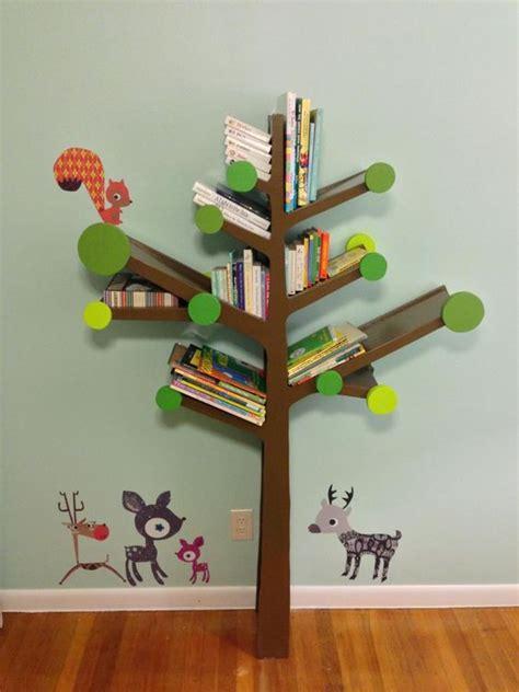 Tree Shelf Nursery by Tree Bookshelf Nursery Bookshelf And Trees On